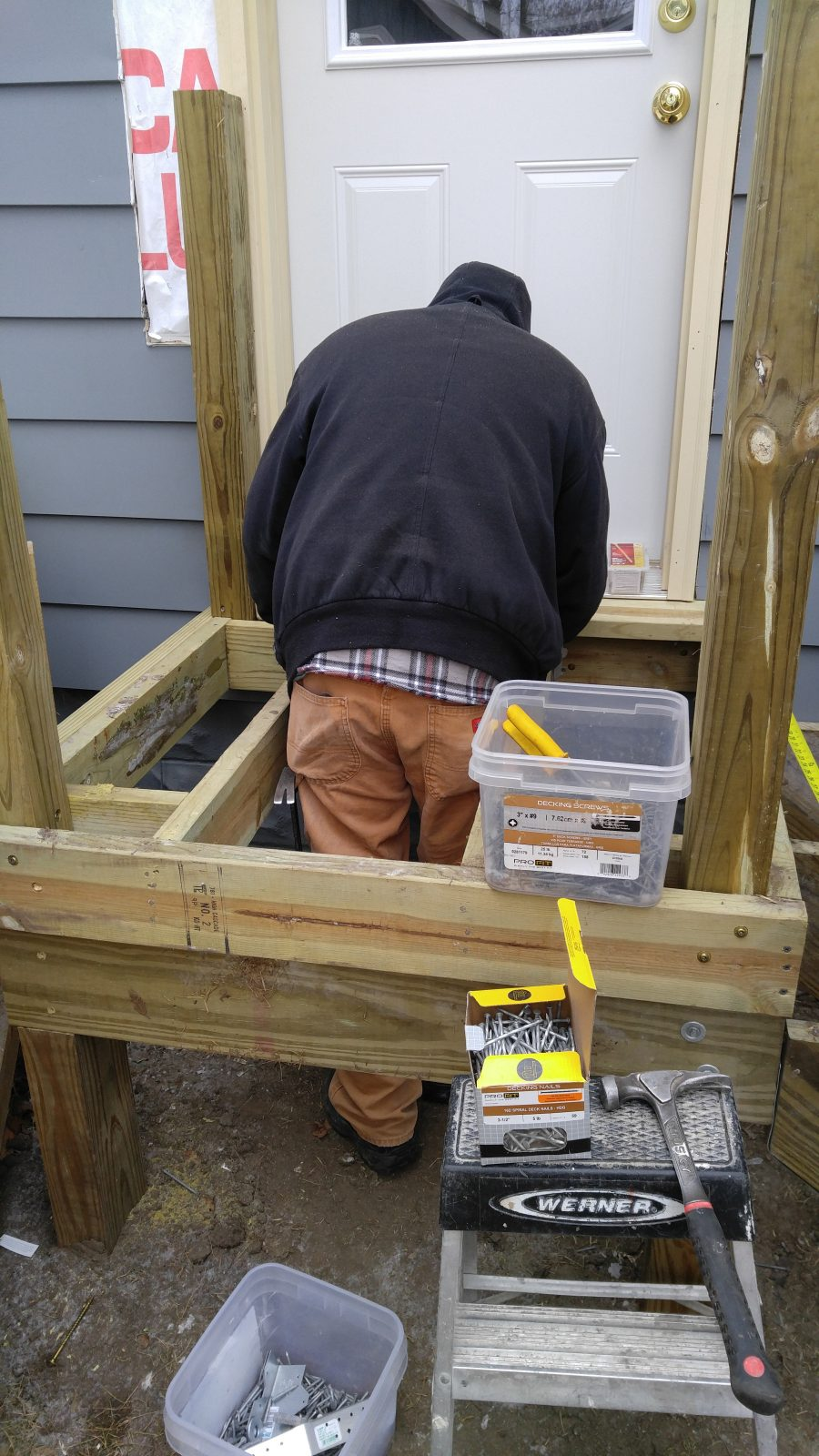 New Steps - Construction Company