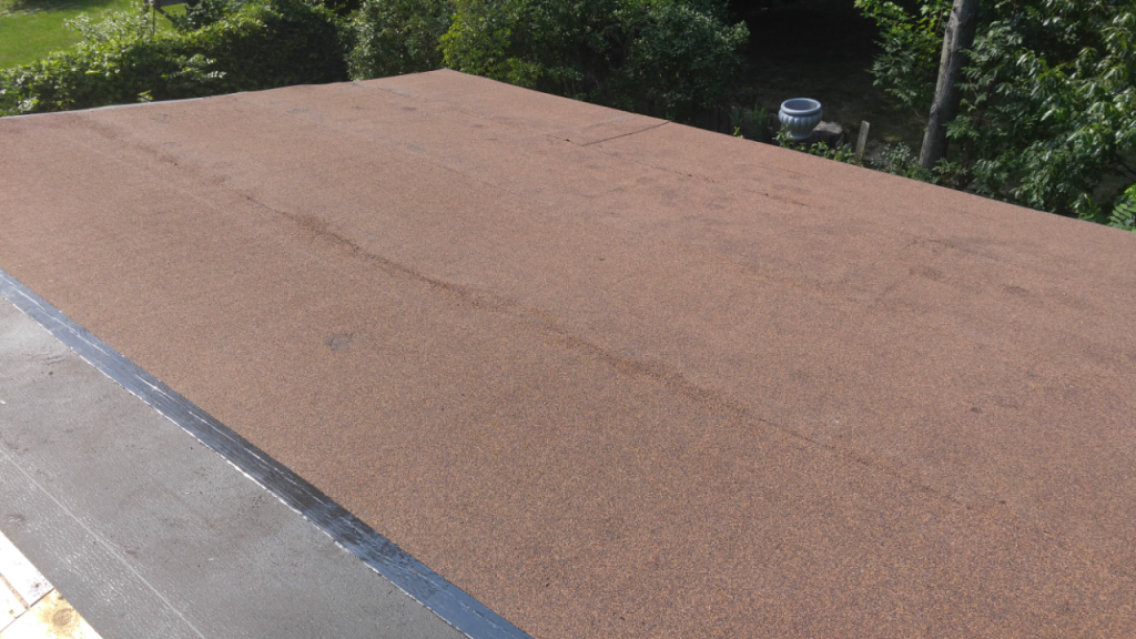 New Flat Roof Detroit MI