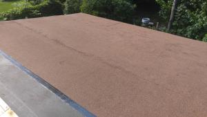 New Flat Roof Detroit MI