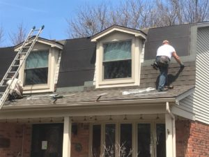 Roofing Shingle Installer