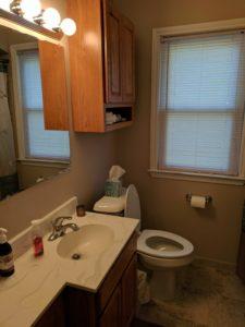 Bathroom remodel Livonia