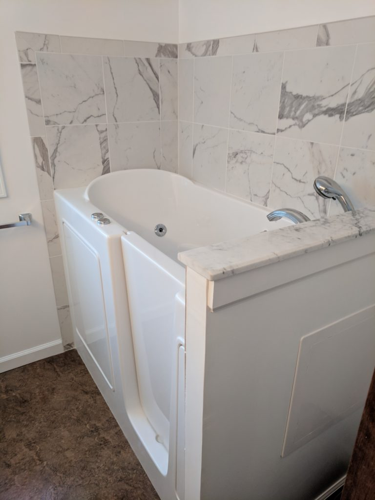 Walk In Tub Contractor and Installer
