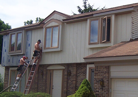 Siding Company Farmington Hills