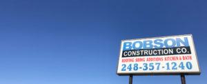 Bobson Construction Company - General contractor